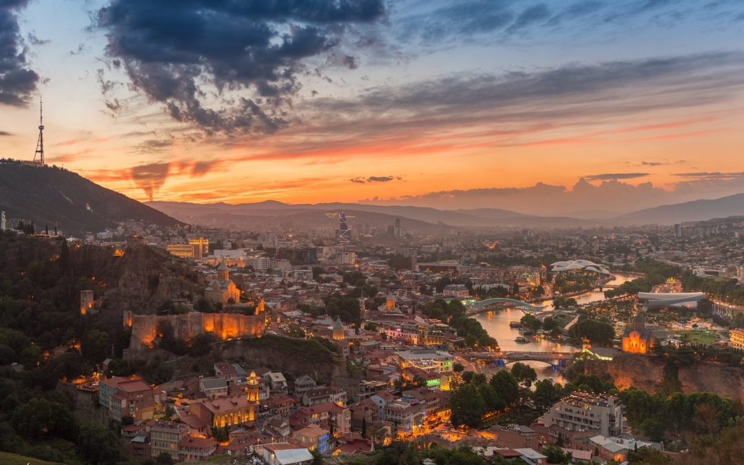 Tbilisi The City That Loves You