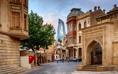 Discover Baku land of fire