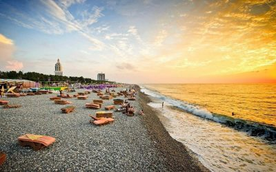 Black sea & Batumi – City of Magic